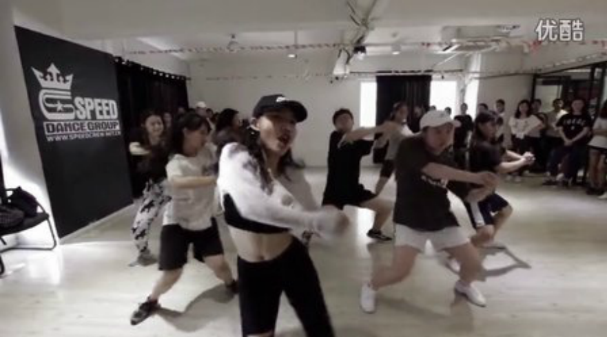 Ken Fung 编舞 Dance Like Yo Daddy